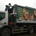 recyclage et collecte de déchets 59 et 62